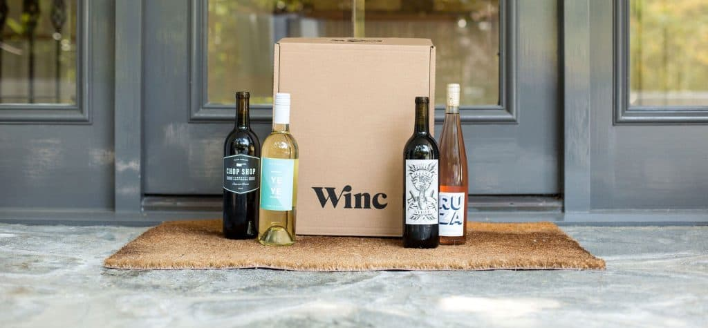 winc wine club subscription box