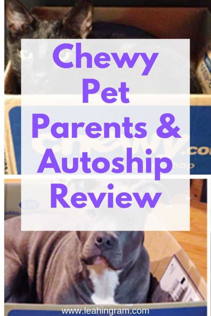 chewy pet parents autoship review