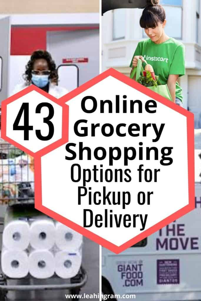 43 online grocery shopping options