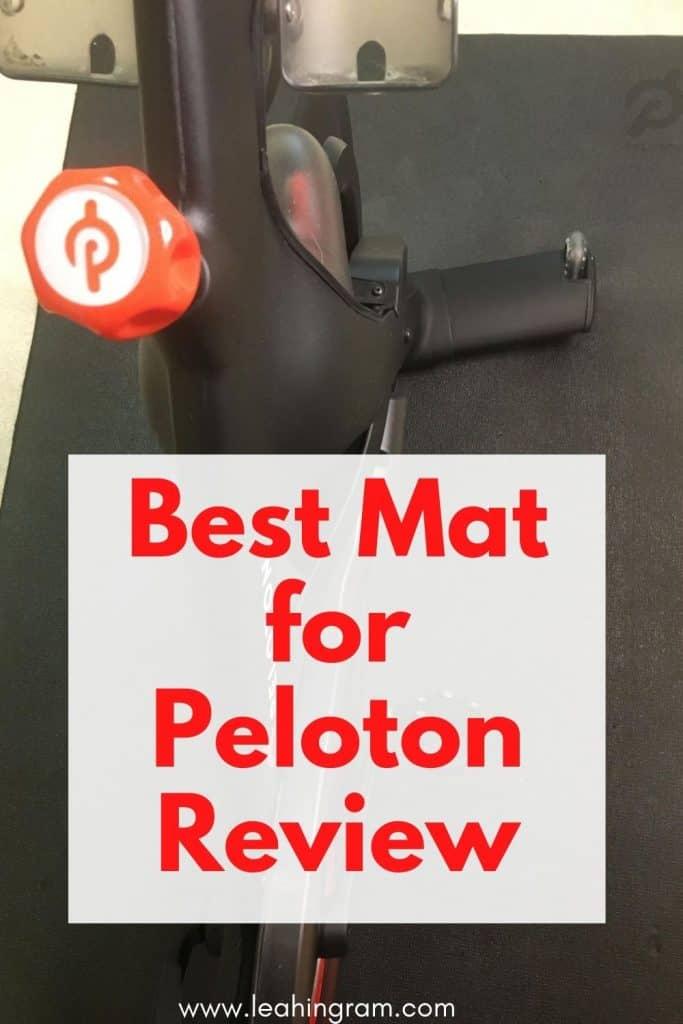 best mat for peloton review