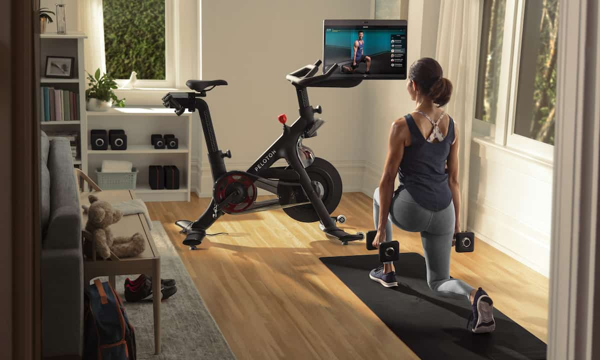 peloton bike plus alternatives