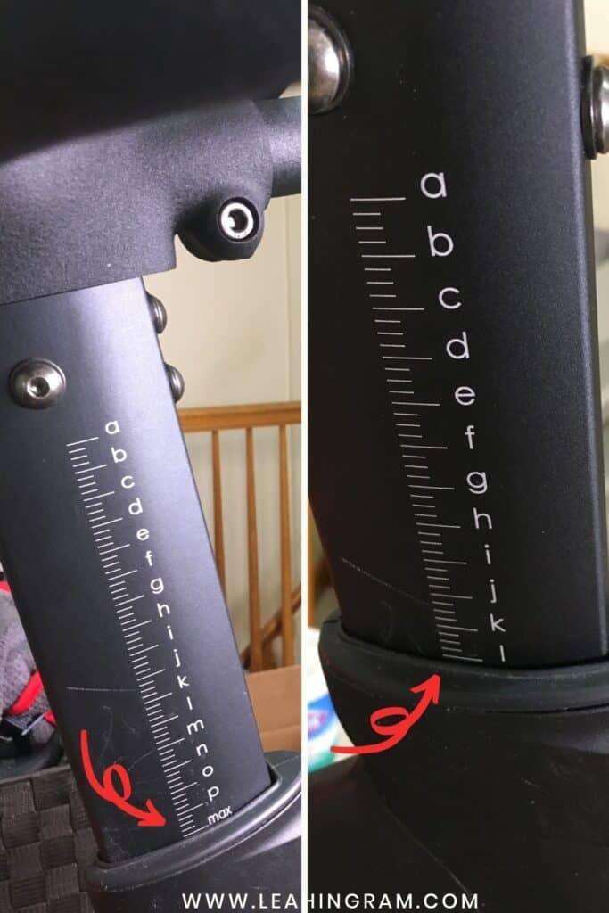 remote peloton bike fitting