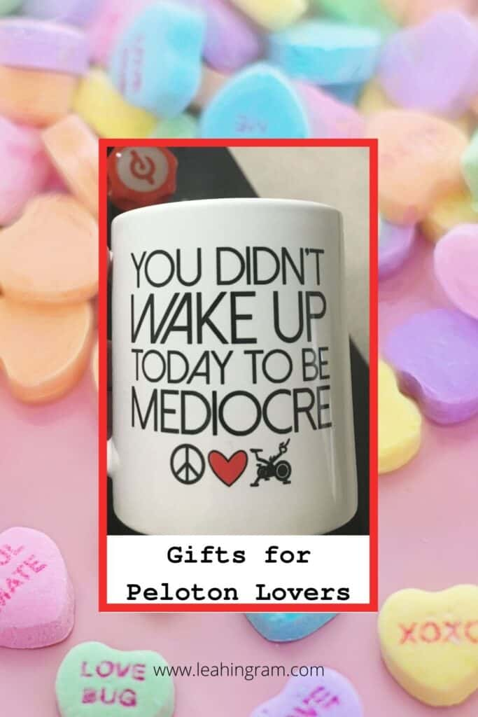 gifts for peloton lovers