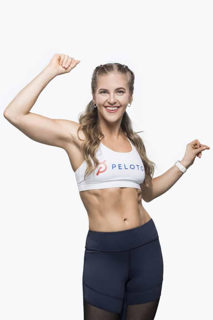 rebecca kennedy peloton instructor