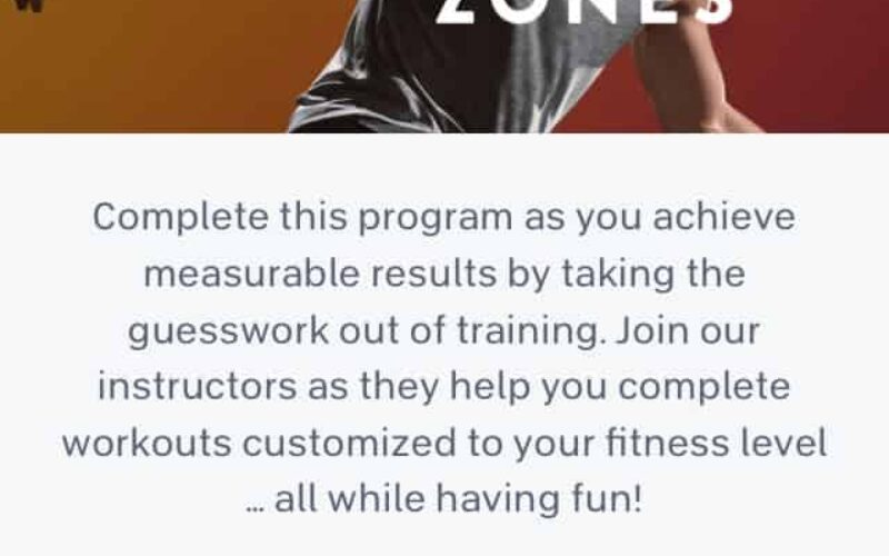 What is Peloton Power Zone Training?