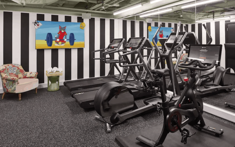 Hotels with Peloton Bikes in the UK Guide