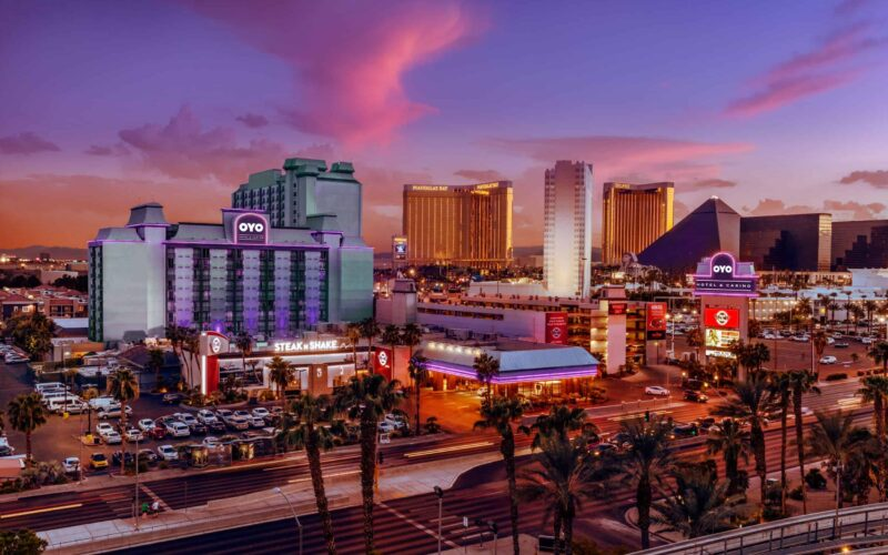 Hotels in Nevada with Peloton Bikes