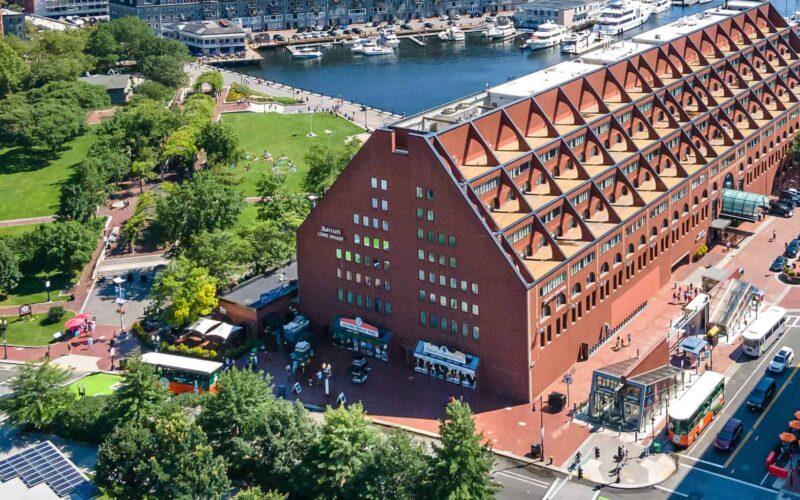 Massachusetts Peloton Hotels
