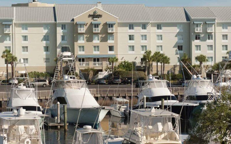 South Carolina Peloton Hotels and Rentals