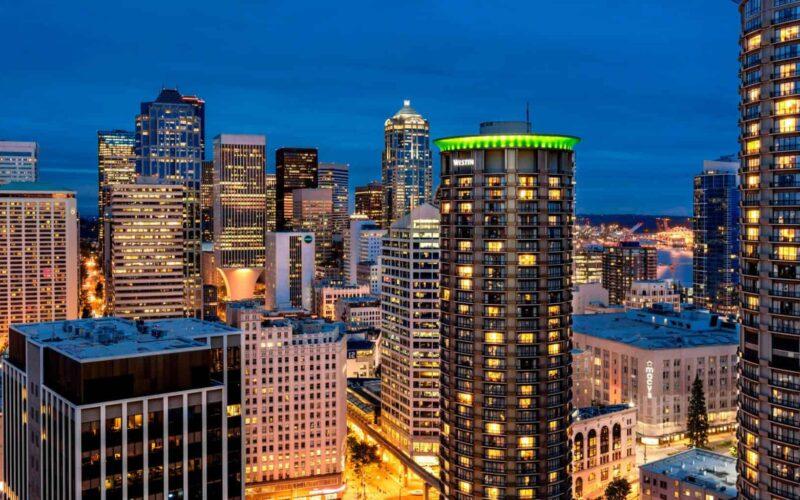 Washington State Hotels with Peloton