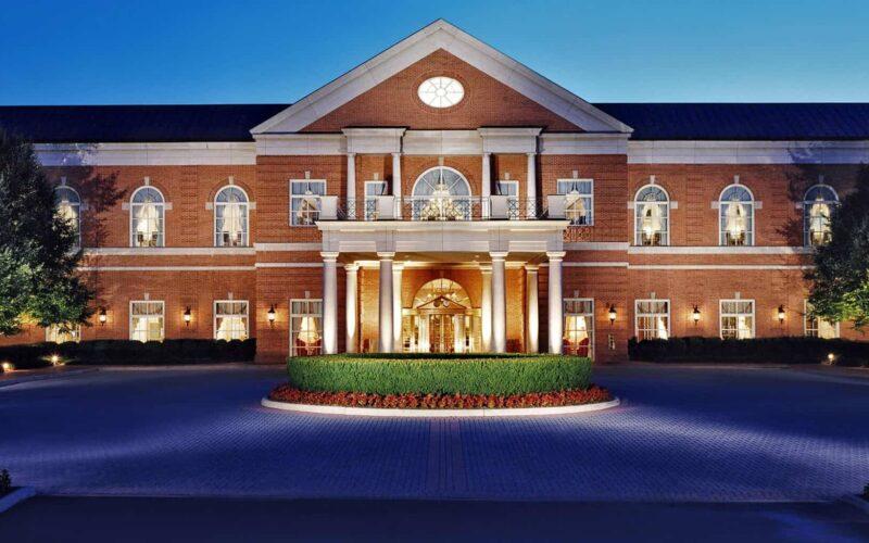 Virginia Hotels with Peloton Bikes