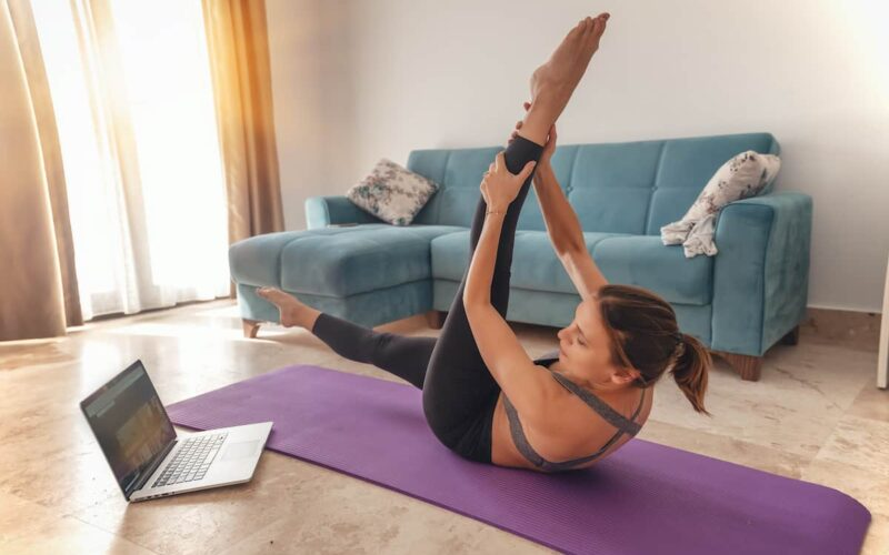 Peloton Pilates Classes Review and What to Wear